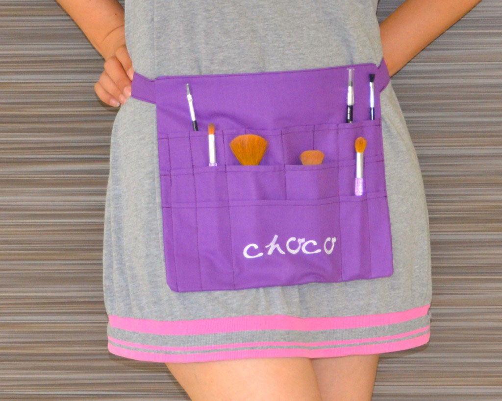 make up apron